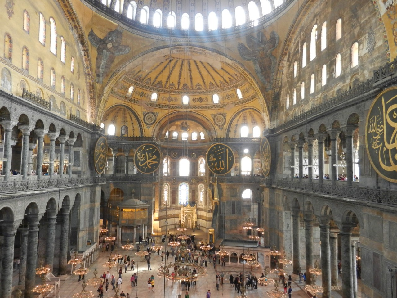 """Резултат с изображение за """"Голямата църква в Константинопол."""""""