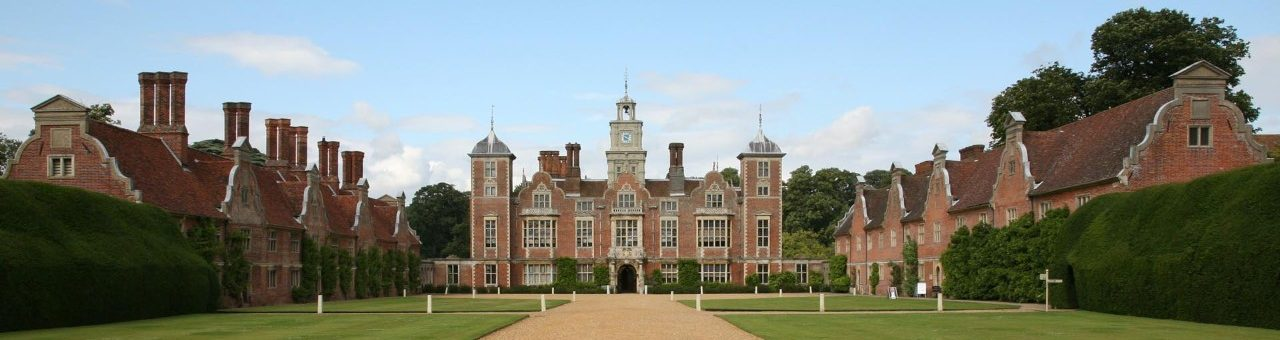 Hatfield House and Blickling Hall
